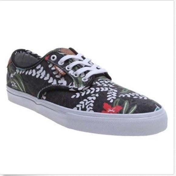 3c65918ce184c5 Vans Chima Ferguson Pro Aloha Black Shoes